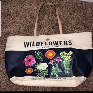 GUC Kate spade wildflowers tote